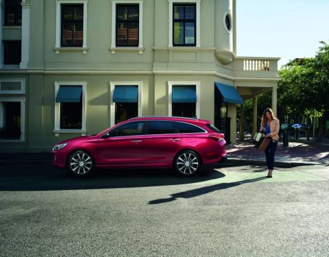 Hyundai nabízí řidičům týdenní testování nového kombíku i30