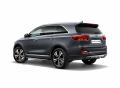 Kia Sorento: Sedmimístné vlajkové SUV nově ve verzi GT Line a s osmistupňovou automatickou převodovkou