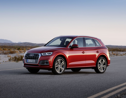 Audi Q5 rozšiřuje nabídku motorů o 3.0 V6 TDI