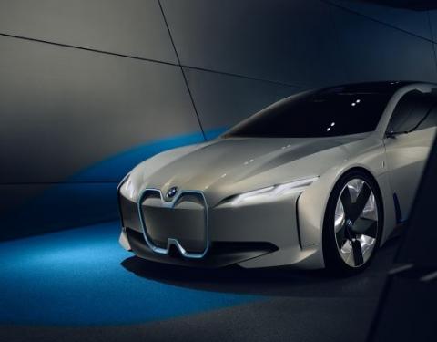 BMW i Vision Dynamics. Nová podoba elektrické radosti z jízdy