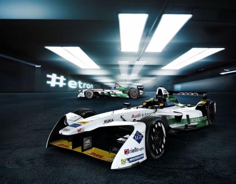 Emoce místo emisí: Audi míří do elektrické budoucnosti motoristického sportu
