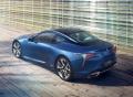 Lexus LC v novém modrém odstínu Structural Blue
