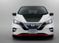 Nissan představuje na autosalonu v Tokiu koncept LEAF NISMO