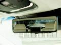 Digitální zpětné zrcátko Lexusu vidí i přes hlavy cestujících
