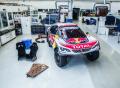 PEUGEOT 3008 DKR - trojnásobný vítěz Rallye Dakar 2017