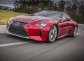 Modely Lexus, které uspokojí i milovníky rychlé jízdy