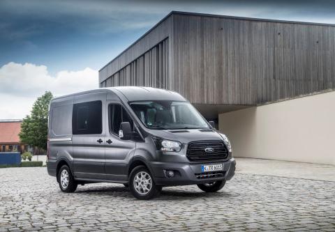 Ford slaví 300 000 aut prodaných v České republice!