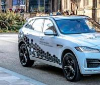 První silniční zkoušky autonomních vozů od Jaguar Land Roveru již začaly