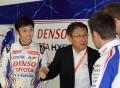 Už neskrývám své jméno, říká prezident Toyoty