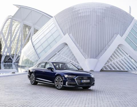Audi na NIPS: Nové přístupy v oblasti umělé inteligence na cestě k autonomní jízdě