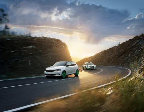 ŠKODA oslavuje titul v rallyovém mistrovství světa FIA WRC 2 limitovanou edicí modelu ŠKODA FABIA