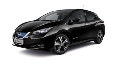 10 000 evropských zákazníků si objednalo nový Nissan LEAF za pouhé dva měsíce