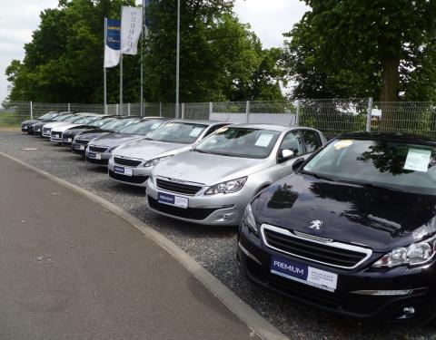 Peugeot Vyzkoušené vozy v roce 2017: pozvolný nárůst s vysokou kvalitou