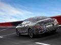Nové BMW řady 8 Coupé podstupuje dynamické testy na závodním okruhu