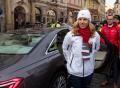 Ester Ledecká ozdobila Audi Ski Team dvěma zlatými medailemi z olympijských her