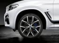 Rozmanitý sortiment dílů M Performance Parts pro nové členy rodiny BMW X