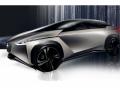 Na mezinárodním autosalonu v Ženevě se představuje koncept Nissan IMx KURO
