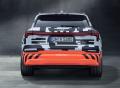 Prototyp Audi e-tron : Výhled na první model značky s čistě elektrickým pohonem
