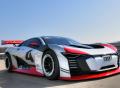 Audi e-tron Vision Gran Turismo: Z herní konzole PlayStation na závodní okruh