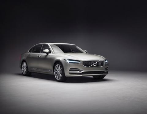 Volvo S90 Ambience Concept: vůz, se kterým budete propojeni všemi smysly