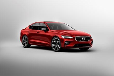 Automobilka Volvo Cars představuje nový sportovní sedan Volvo S60