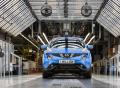 Závod společnosti Nissan v Sunderlandu vyrobil miliontý Juke