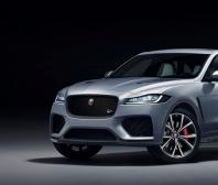 Jaguar F-PACE SVR: SUV s výkonem sportovních automobilů