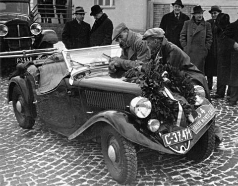 První kilometry v první republice: Úspěchy značky L & K / ŠKODA v motoristickém sportu