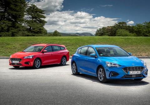 Nový Ford Focus už čeká na své zákazníky