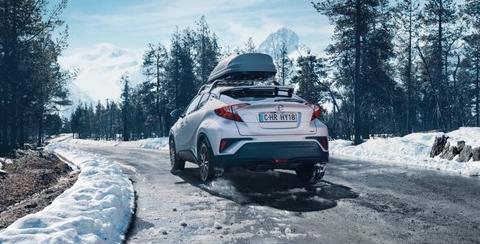Toyota nabízí výhodnou  přípravu vozu na zimu