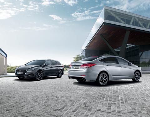 Větší bezpečnost a svěží design vozu Hyundai i40