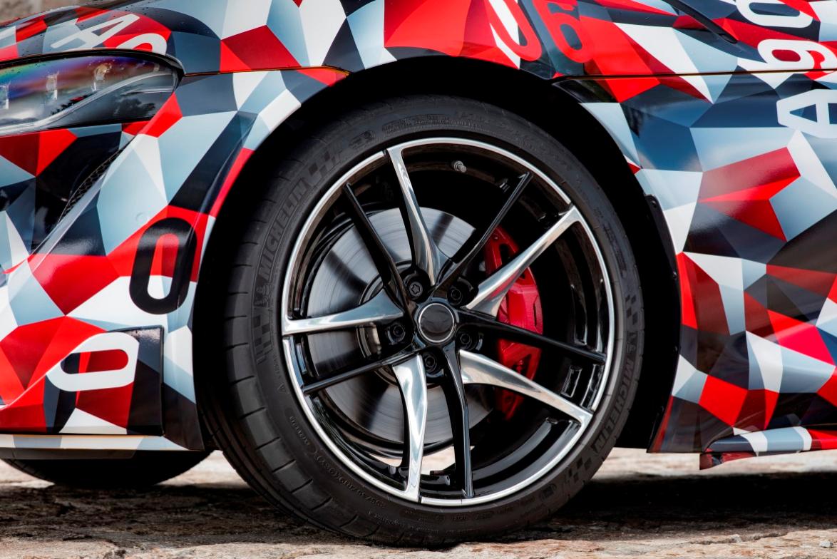 ... Nová Supra se představí na autosalonu v Detroitu 6416d6c9cb1