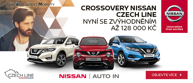 Crossovery NISSAN se