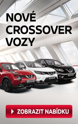 Crossovery Nissan