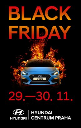 Black Friday, 29.11. - 30.11.